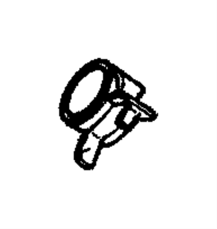 chrysler lhs clamp  hose  27x15  m28 9 x 1 60  ais  egz