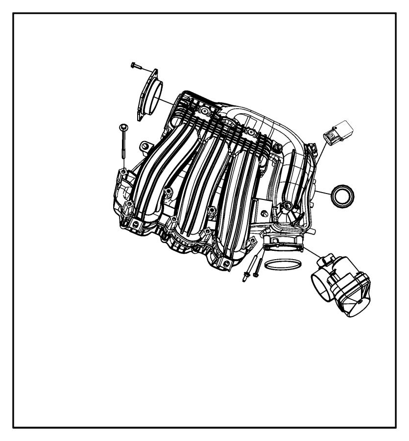 Ford 4 0 Sohc Engine Diagram Intake Manifold